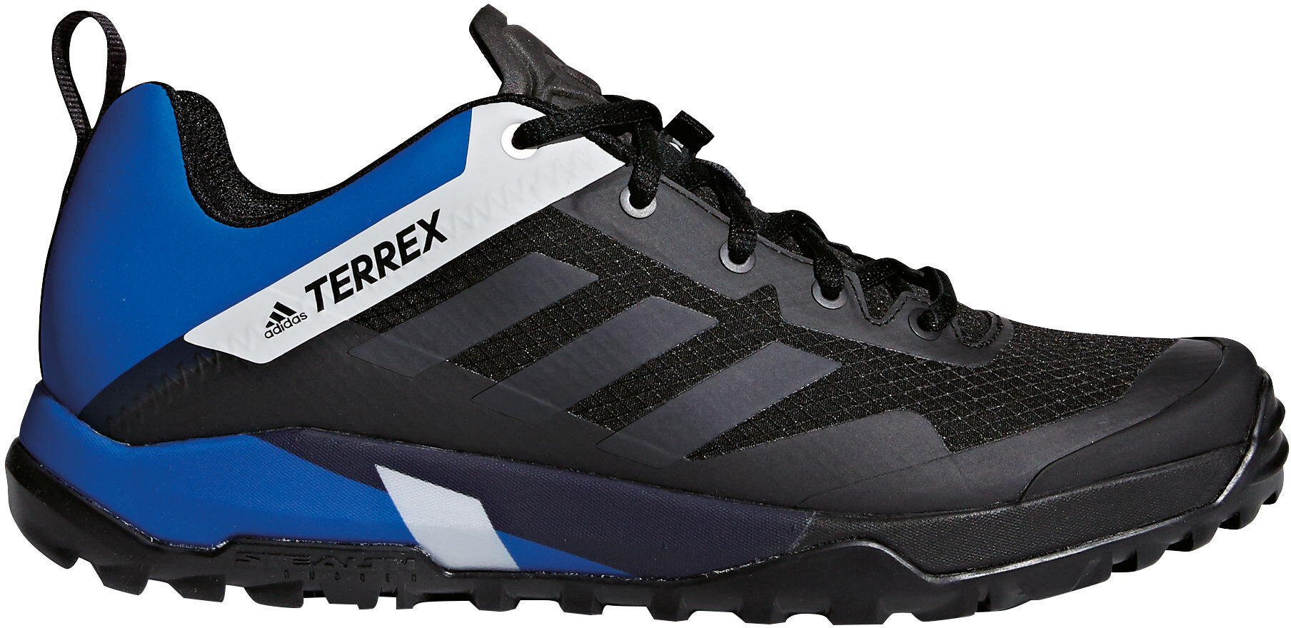 72f42c902b16 adidas TERREX Trail Cross Sl Scarpe Uomo, core black/carbon/blue beauty